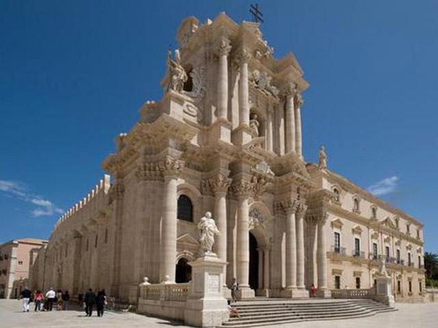Duomo Siracusa Siracusa Cathedral